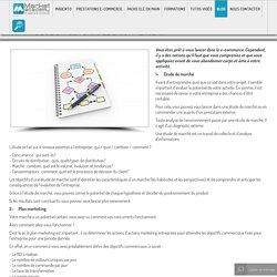Avant de se lancer dans le e-commerce… - Market Academy - Expertise Garantie