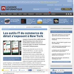 Les outils IT du commerce de détail s'exposent à New York