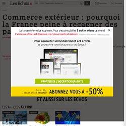 Q10 l 39 etat a t il des marges de manoeuvre en termes de for France commerce exterieur