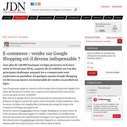 E-commerce: vendre sur Google Shopping est-il devenu indispensable?