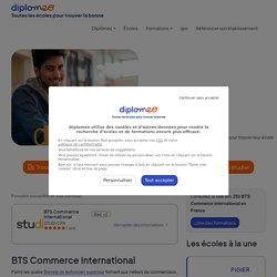 BTS Commerce International (CI): tout ce qu'il faut savoir!