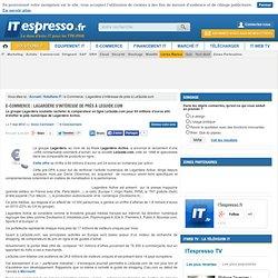 e-Commerce : Lagardère s'intéresse de près à LeGuide.com