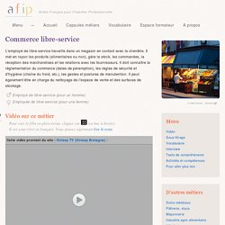 Commerce libre-service