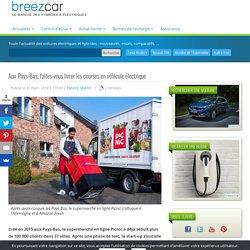 E-Commerce : bientôt des livraisons en véhicule électrique ?