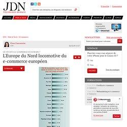 L'Europe du Nord en pointe - Où en est l'e-commerce en Europe ? sur Journal du Net
