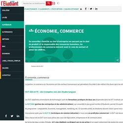 Commerce et Management : les études pour intégrer ce secteur - L'Etudiant