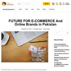 Future for E-Commerce