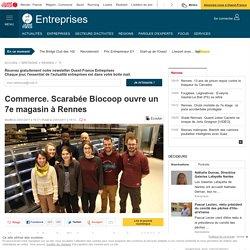 Commerce. Scarabée Biocoop ouvre un 7e magasin à Rennes