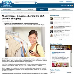 M-commerce: Singapore behind the SEA curve in shopping