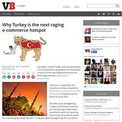 Why Turkey is the next raging e-commerce hotspot