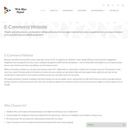 E-Commerce Website - Web Mart Digital