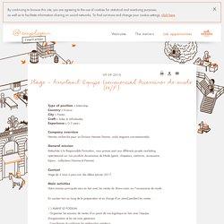 Stage - Assistant Equipe Commercial Accessoires de mode (H/F) - Fiche Hermès - Hermès employeur