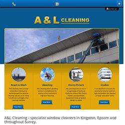 Window Cleaners Kingston