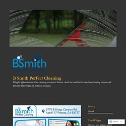 The Reasons to Spend On The Commercial Cleaning Contracts: – B Smith Perfect Cleaning