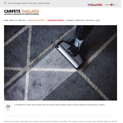 Best Commercial Carpet in Thailand