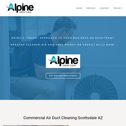 Commercial Duct Cleaning Scottsdale