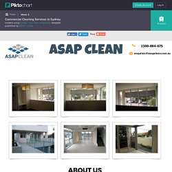 Commercial Cleaning Services in Sydney