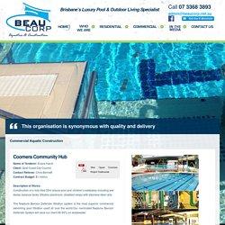 Commercial Pool Builders Brisbane