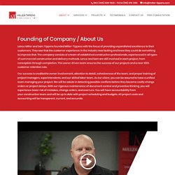 About Us - Miller-Tippens Commercial Construction - Tulsa & Oklahoma City