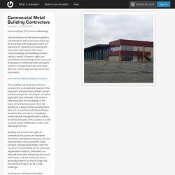 Commercial Metal Building Contractors, Anaheim, CA 92806-6200