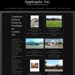 Commercial Real Estate in Washington County MN
