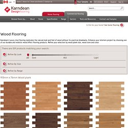 Commercial Wood Floors & Flooring Options -