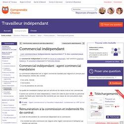 Commercial indépendant : le statut de commercial indépendant