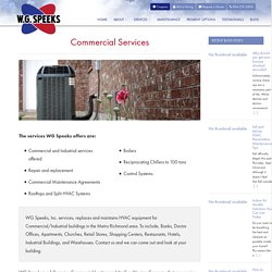 Commercial and Industrial HVAC