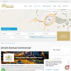 Jinnah Avenue Commercial - Bahria Town Karachi - Salaam Estates