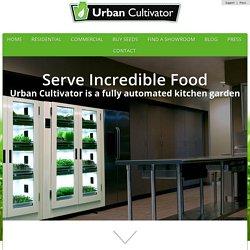 Commercial Indoor Kitchen Garden