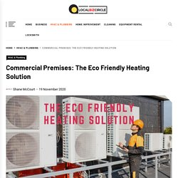 Commercial Premises: The Eco-Friendly Heating Solution