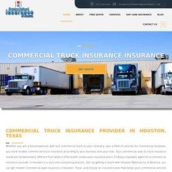 Commercial Truck Insurance Houston TX