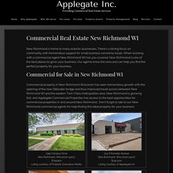 Commercial Real Estate, New Richmond WI