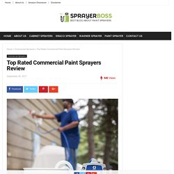 Best Commercial Airless Paint Sprayer Reviews