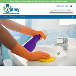 Commercial Janitorial Services for Springfield, MA