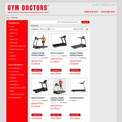 Commercial Treadmills Parts and Repair Service in San Francisco, San Jose, Bay Area, Oakland, California