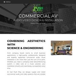 commercial av solutions