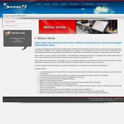 Skilou Vente :Gestion de l'activité commerciale, des stocks, des caisses - Synergie 73 Informatique