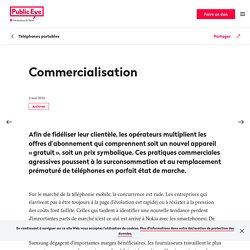 Commercialisation