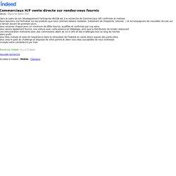 Commerciaux H/F vente directe sur rendez-vous fournis - Digne-les-Bains (04) ...