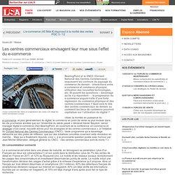 Les centres commerciaux envisagent leur mue... - Dossiers LSA Conso