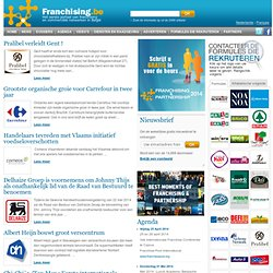 Franchising.be