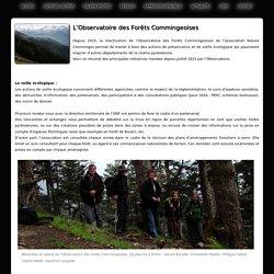 L'Observatoire des Forêts Commingeoises