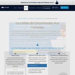 Fiche métier de Commissaire Aux Comptes : définition, fonction, salaire