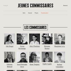 JEUNES COMMISSAIRES