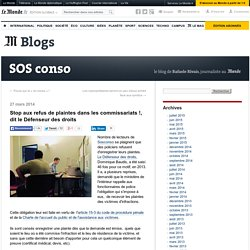 Stop aux refus de plaintes dans les commissariats !, dit le Défenseur des droits