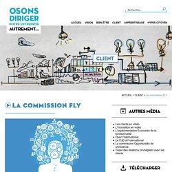La commission FLY / Client / Accueil - Osons diriger autrement - CJD.net