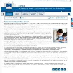 Commission européenne : CORDIS : Actualités et évènements : Concevoir les salles de classe du futur