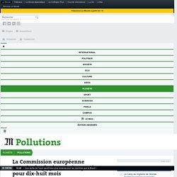 La Commission européenne autorise le glyphosate à repartir pour dix-huit mois