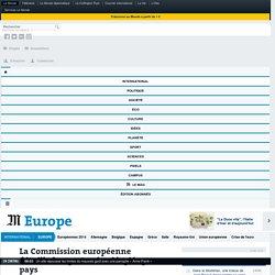 La Commission européenne détaille les quotas de réfugiés par pays
